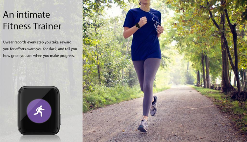 Ulefone uWear Bluetooth Smartwatch