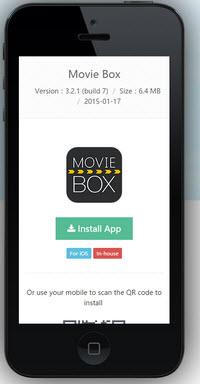 iphone moviebox