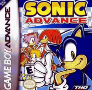 Sonic Advance - Gameboy Advance