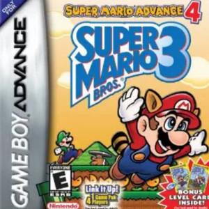 super Mario Bros - gba games