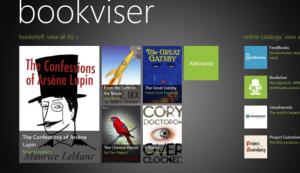 Bookviser epub reader