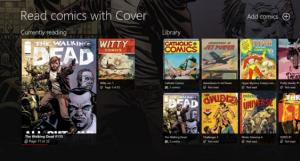 Cover - ePub Reader for Windows