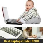 Best Laptops Under 200 Dollars – Cheap Chromebooks For Sale
