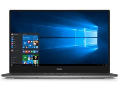 Dell XPS9350-5340SLV QHD Touchscreen Laptop