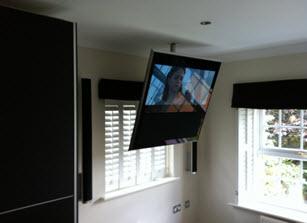 Drop Down TV Lifts