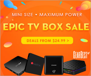 Gearbest TB Box Sale