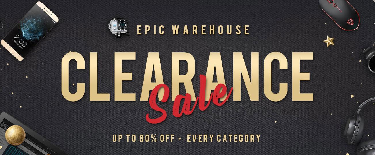 Gearbest Clearance Sale
