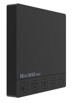 Mini M8S PRO TV Box