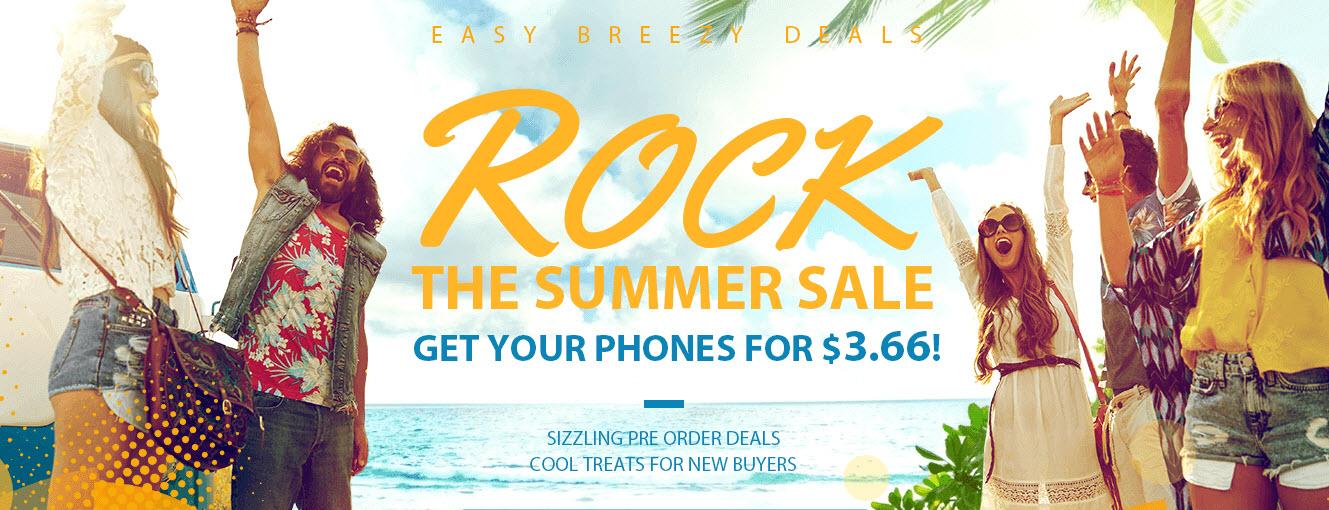 Gearbest Rock the Summer Sale