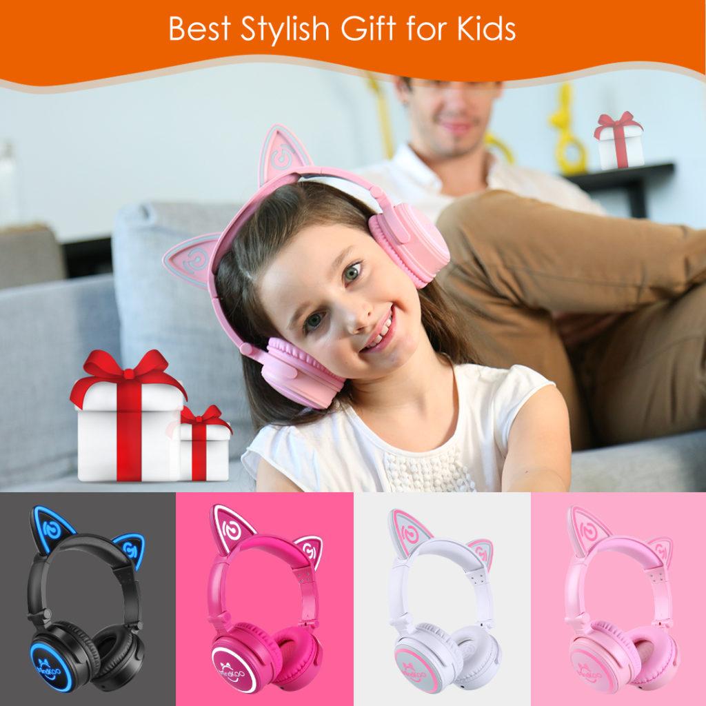 Cheap cat ear headphones