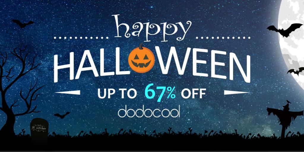 dodocool halloween sale