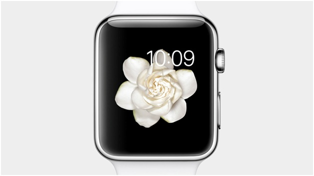 apple watch flower-techfavicon