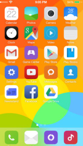 iPhone Launcher