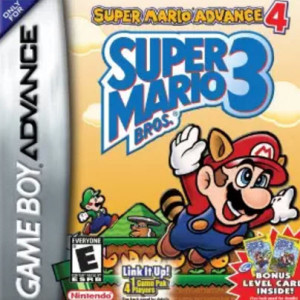 super Mario Bros - gba games