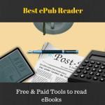 Best Epub Reader – eReading becomes so Easy