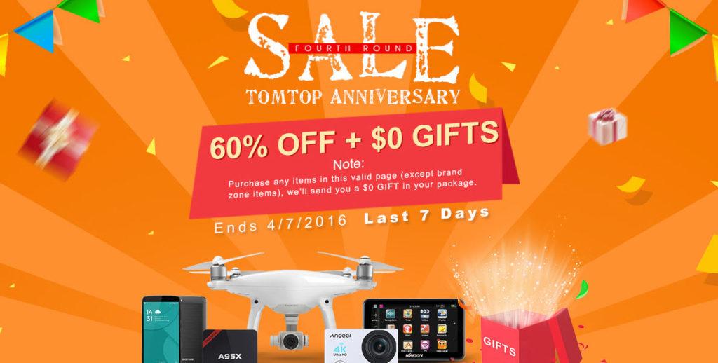 TomTop Flash Sale