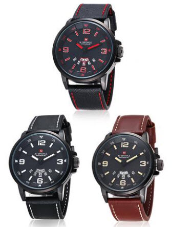 TomTop Watches Sale