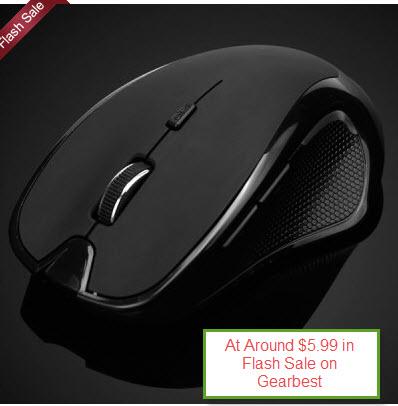 gearbest wireless mouse sale