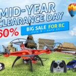 TomTop RC Drones Sale