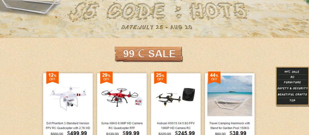 TomTop Discount Sale