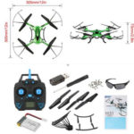 JJRC H31 Review – Waterproof RC Quadcopter with one key return