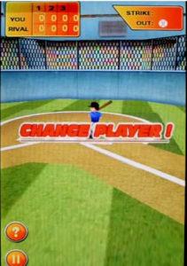 Baseball Hero gameplay