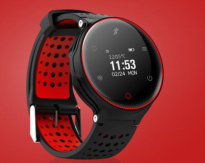 Microwear X2 Smartband