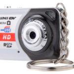 X6 Portable Ultra Mini HD Digital Camera
