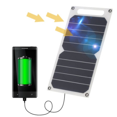 cheap solar panel charger