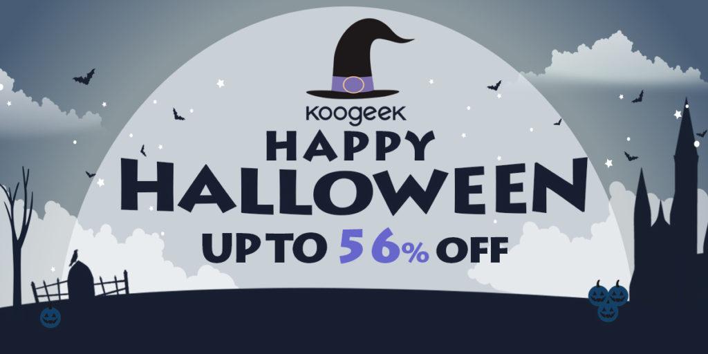 Koogeek halloween sale