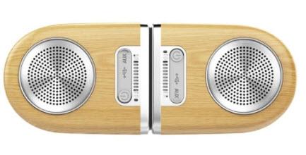 Magnetic Bluetooth Speaker