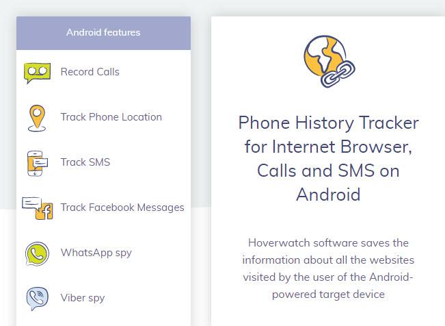 check phone history