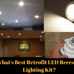 What's Best Retrofit LED Recessed Lighting Kit in 2018