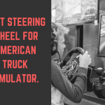 Best Steering Wheel for American Truck Simulator – Gamer's Choice