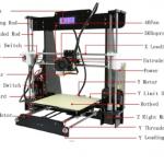 Anet A8 High Precision 3D Printer Review
